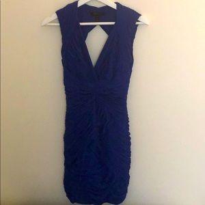 Bandage Dress Blue